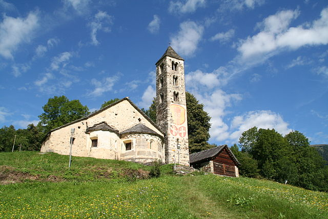Chiesa San Carlo di Negrentino