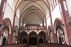 Kirche St. Georg Pankow, 2019-09-02 ama fec (31).JPG