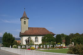 Limpach - Village Church