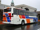 Kitami bus Ki230A 2022rear.JPG
