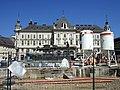 Klagenfurt Baustelle Neuer Platz Lindwurm 16082007 01.jpg