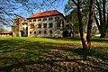 Klagenfurt Schloss Welzenegg Suedansicht 11042009 38.jpg
