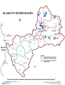 Klamath River - Wikipedia on map of the golden gate bridge, map of the western united states, map of klamath river estuary, map of the keys, map of the san diego, map of the rio grande, map of the california delta, map of klamath ca, map of the orleans, map of the rocky mountains, map of the gulf of california, map of the grenada, map of the lake erie, map of the siskiyou mountains, map of california indian reservations, map of the yellowstone national park,
