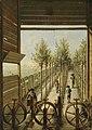 Kleingarenbaan door Joris Herst Gouda 1795.jpg