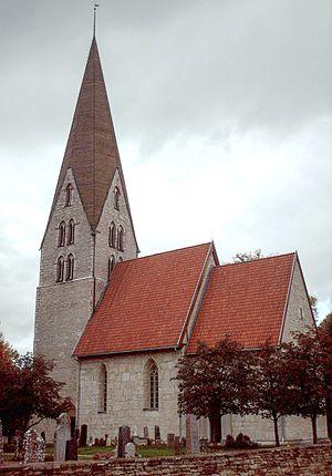 Klinte Church - Image: Klinte kyrka Gotland