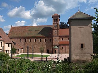 Reichenbach Priory (Baden-Württemberg) - View of the church