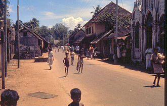 Kingdom of Cochin - Cochin in the 1960s