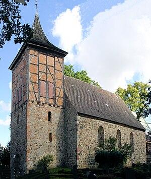 Dettmannsdorf - Feldsteinkirche Kölzow