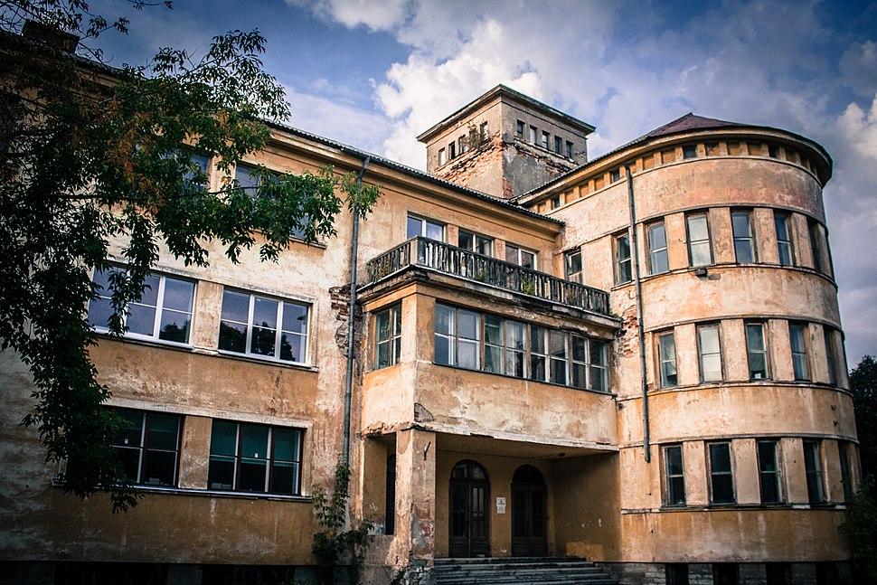 Kohtla-Järve koolihoone, 1938