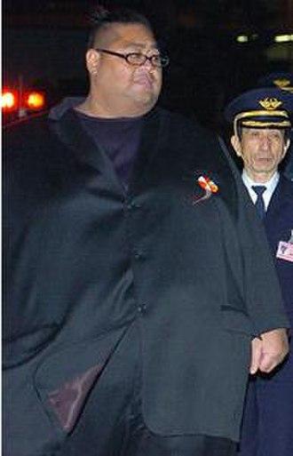 Konishiki Yasokichi - Konishiki in 2005