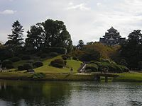 Korakuen and Castle.JPG