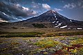 Koryaksky Volcano in Kamchatka Russia 20140904 A.jpg