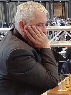 Zdenko Kožul Croatian chess grandmaster