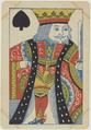 Król Pik z Wzoru AngloAmerykańskiego Jednogłowego.png
