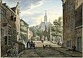 Kranestraat, gezien vanaf Bierkade richting Amsterdamse Veerkade, Den Haag, 1778.jpg
