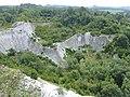 Kreidebruch Gummanz bei Sagard - Rügen - panoramio.jpg