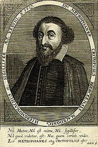 Metrophanes Kritopoulos (1589 1639) – The Macedonian who became Patriarch of Alexandria