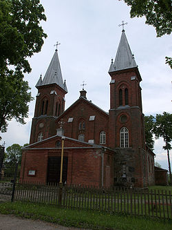 Krokialaukis church2.jpg