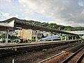 Kumanoshi Station platform.jpg