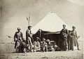 Kurdish Soldiers, 1877, Caucasus.jpg