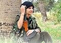Kurdish YPG Fighter (15290280138).jpg