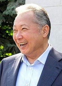Kurmanbek Bakiyev, 2009.jpg agosto