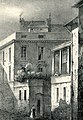 L'Abbaye-aux-Bois, lithographie de Champin, 19ème siècle.jpg