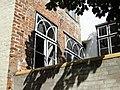 Lübeck Gerade Querstraße, Rückseite Mengstraße 31 Fenster 2012-07-21 057.jpg