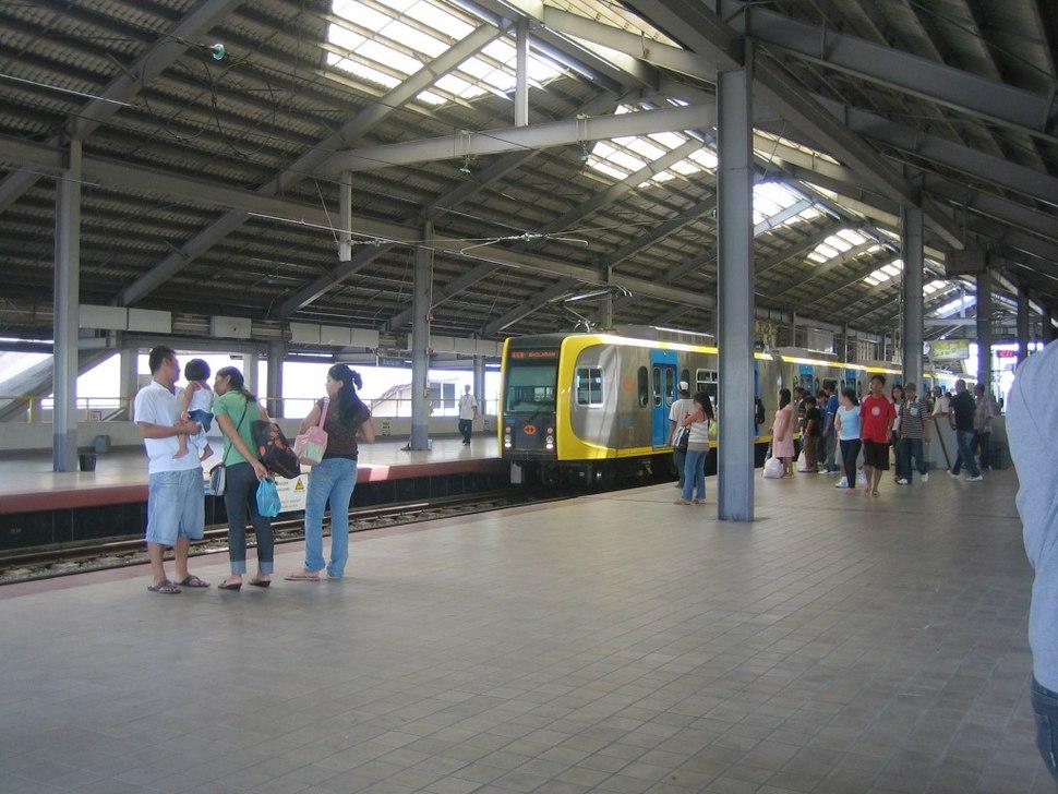 LRT Baclaran Station