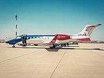 LX-LAA Luxembourg Air Ambulance Learjet 45.jpg