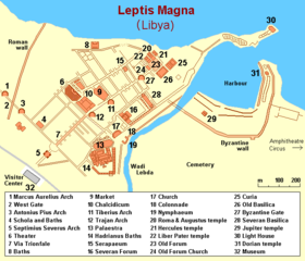 Image illustrative de l'article Leptis Magna