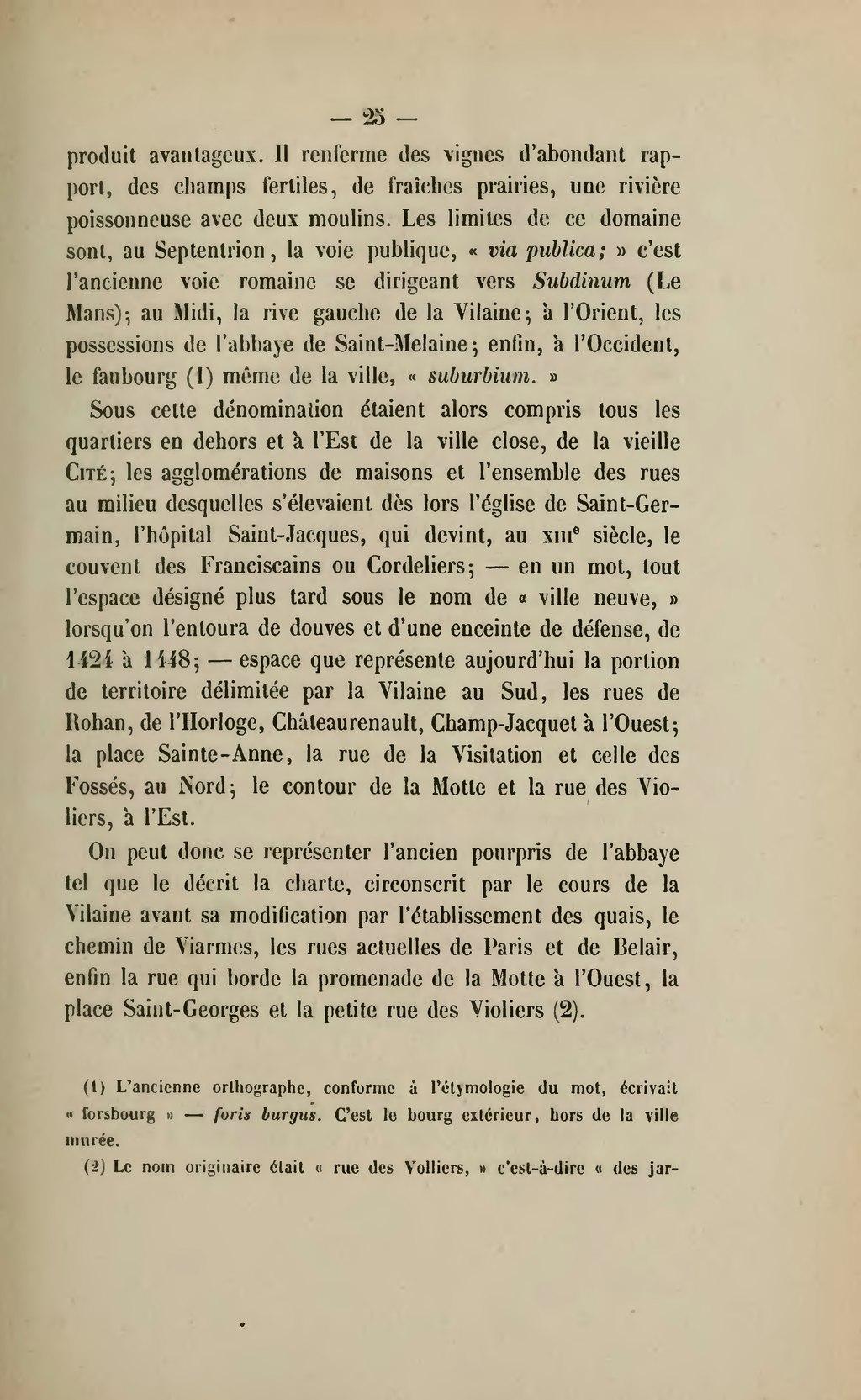 Page La Bigne Villeneuve Cartulaire De L Abbaye Saint Georges Djvu