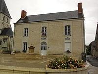 La Celle-Saint-Avant (Indre-et-Loire) Mairie.JPG