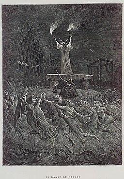 La Danse du Sabbat