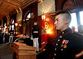 La Puente, Calif.,-native selected for ceremonial team 111102-M-RT059-001.jpg