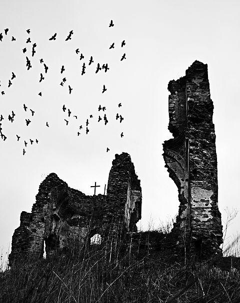 La Ruine - Bociulesti - Vedere laterala