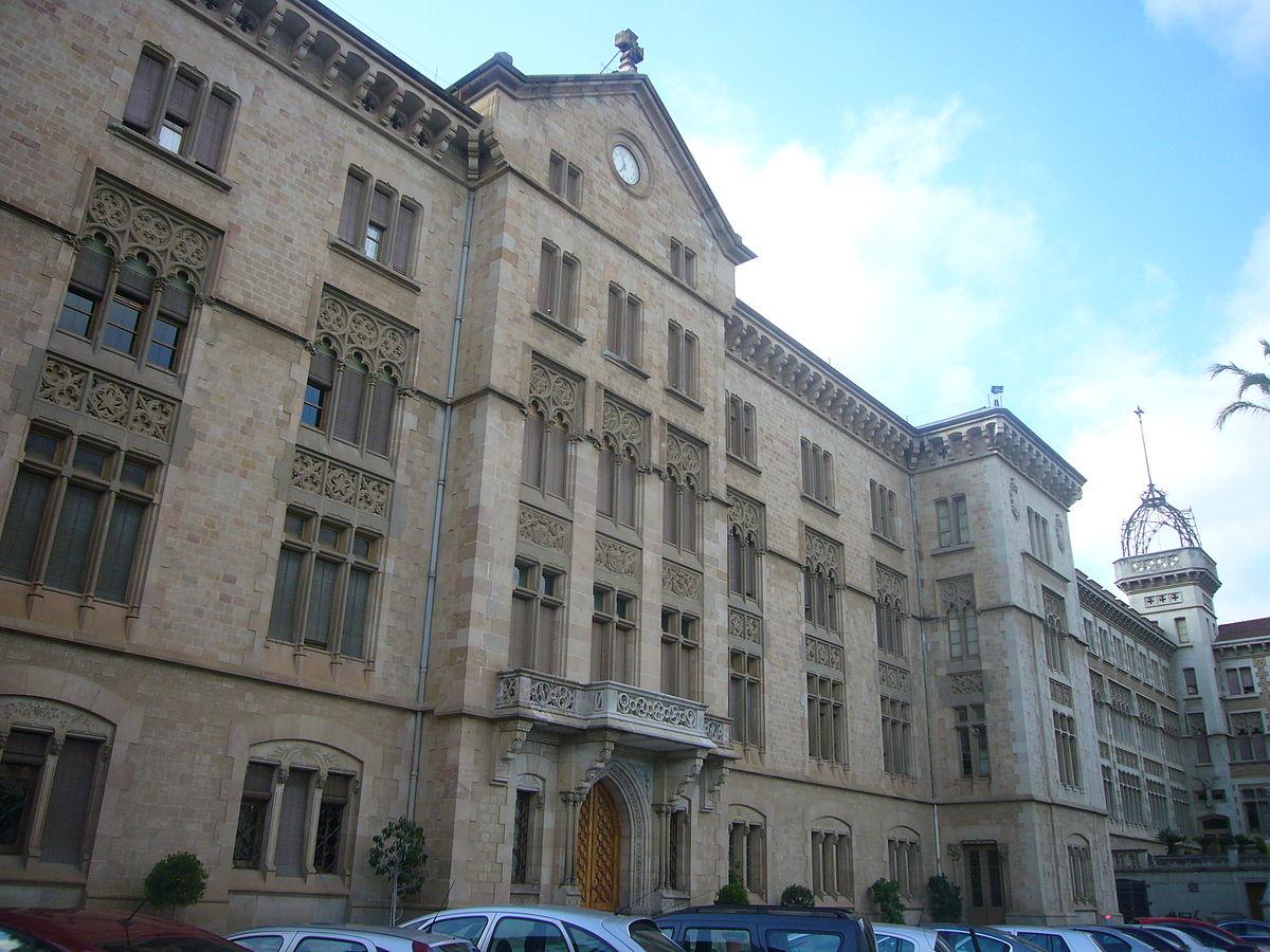 Colegio la salle bonanova wikipedia la enciclopedia libre for Piscina la salle bonanova