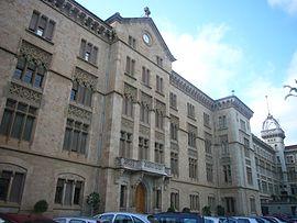 Escola la salle bonanova viquip dia l 39 enciclop dia lliure for Piscina la salle bonanova