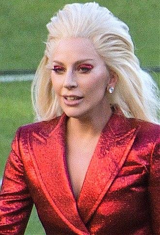 American Horror Story: Hotel - Image: Lady Gaga 2016