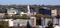 Lafayette skyline from West Lafayette.png