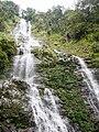 Laganan Waterfall, Poring Hot Springs (13891258244).jpg
