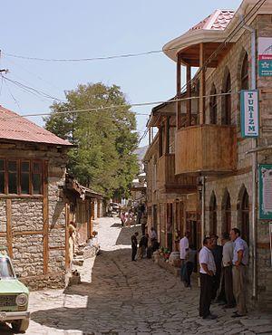 Lahıc, Ismailli