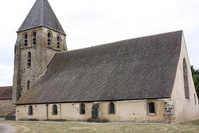 Lailly - Eglise Notre-Dame.JPG