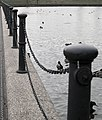 Lakeside fence - geograph.org.uk - 676726.jpg