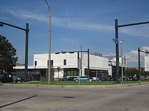 Lakeview, New Orleans - Robert E. Smith Branch Library