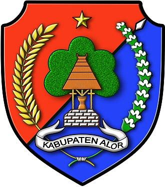 Alor Regency - Image: Lambang Kabupaten Alor