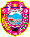 Official seal of Ende Regency