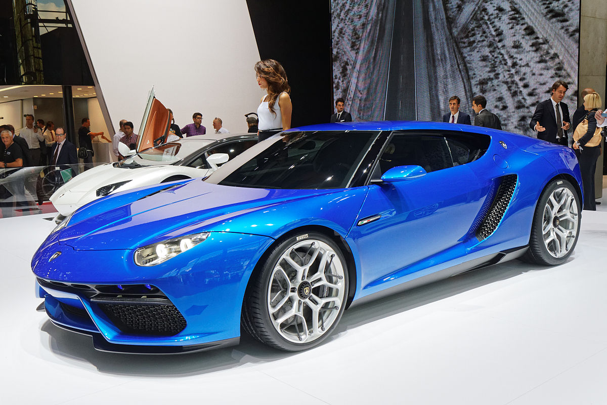 Lamborghini Asterion - Wikipedia