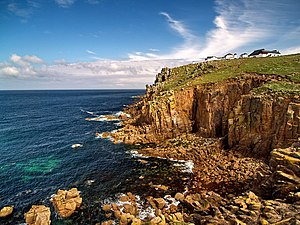 Headland - Land's End, England