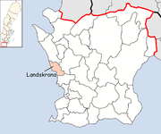 Landskrona Municipality in Scania County.png
